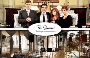The quartet - musica matrimoni arezzo toscana