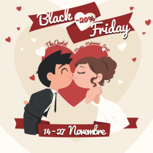 Black friday 2017 The Quartet musica matrimoni ed eventi