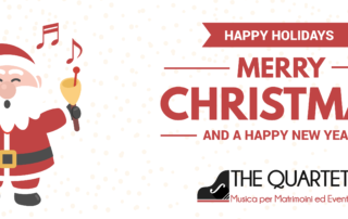 merry christmas and happy new year 2018 the quartet