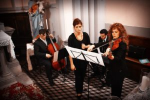Quartetto - The Quartet Musica Matrimoni ed Eventi