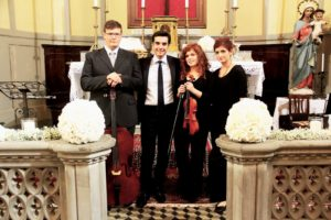Quartetto - The Quartet Musica Matrimoni ed EventiQuartetto - The Quartet Musica Matrimoni ed Eventi